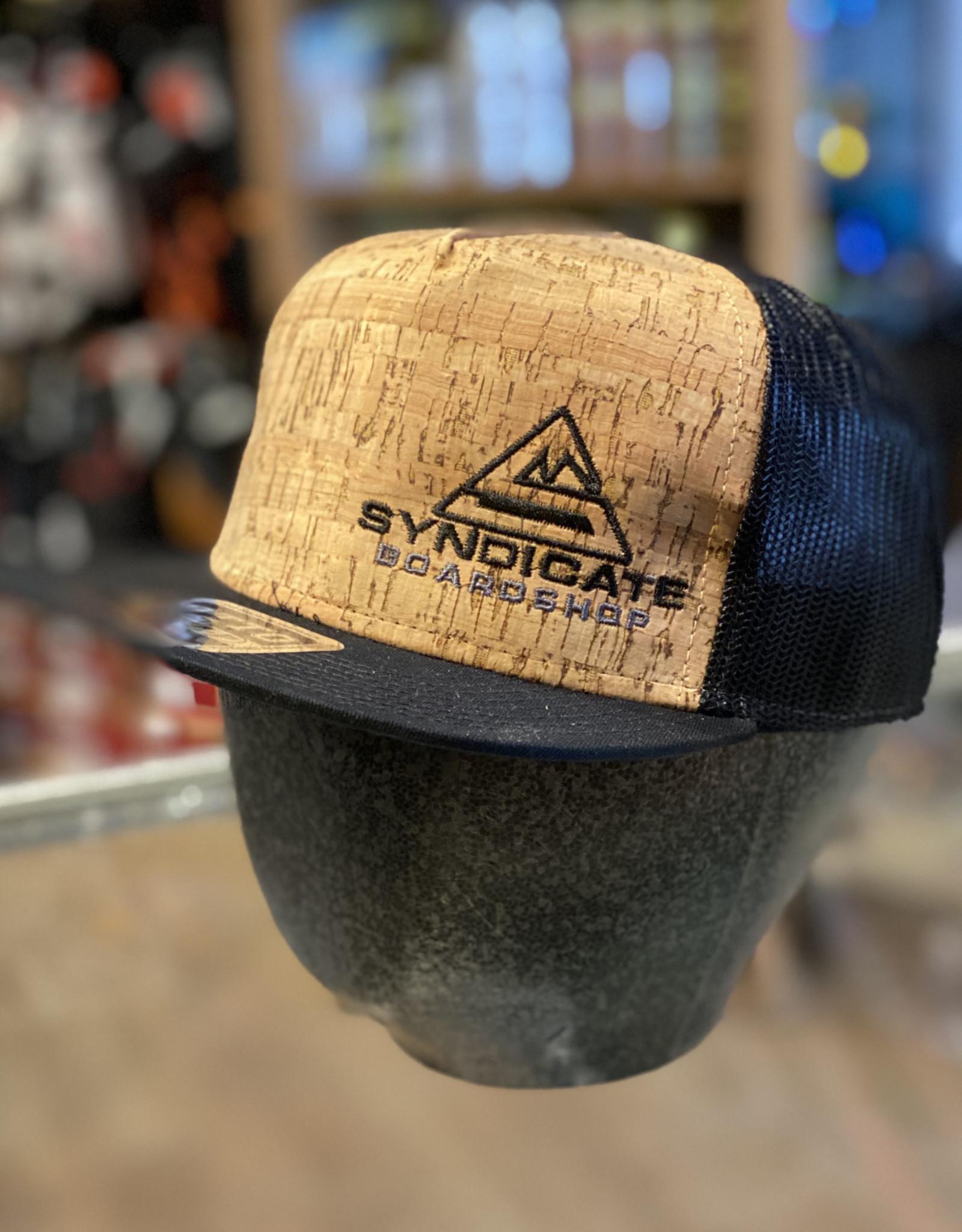Syndicate SYNDICATE - CORK HAT -