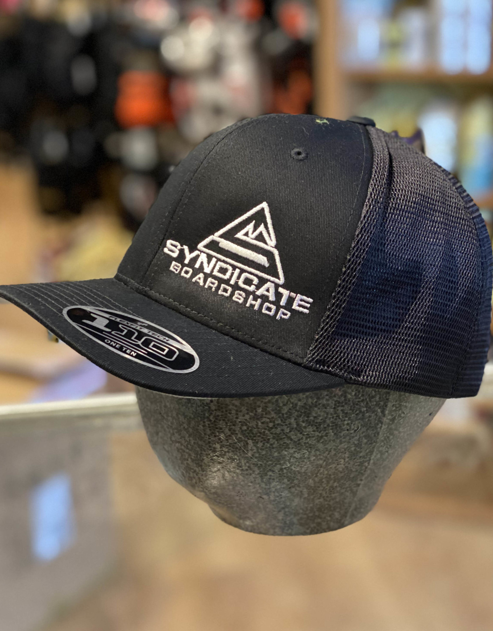 Syndicate Syndicate - MESH SNAPBACK HAT - ASST COLORS -