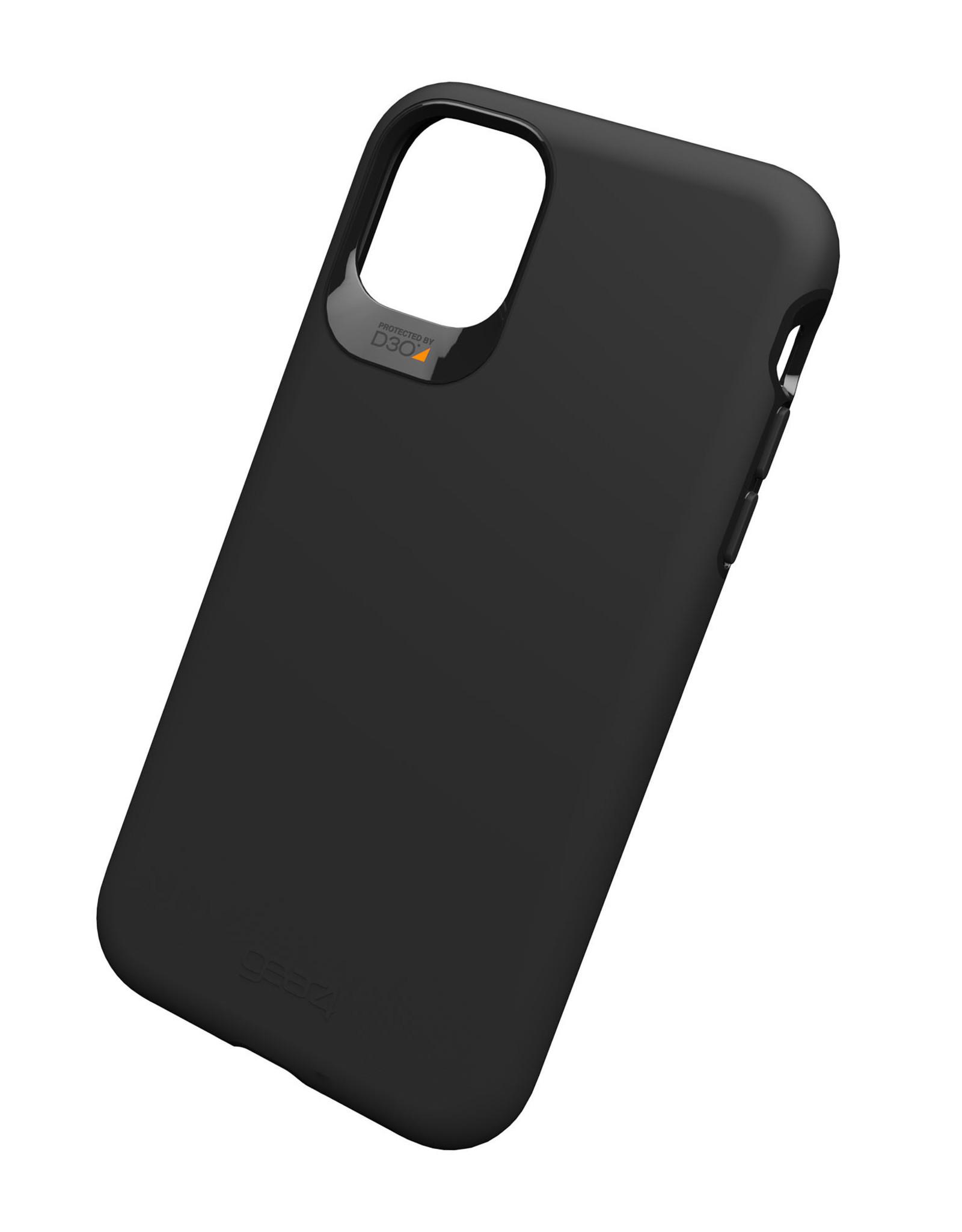 Gear4 Gear4 - iPhone 11 HOLBORN D30 Case - Black