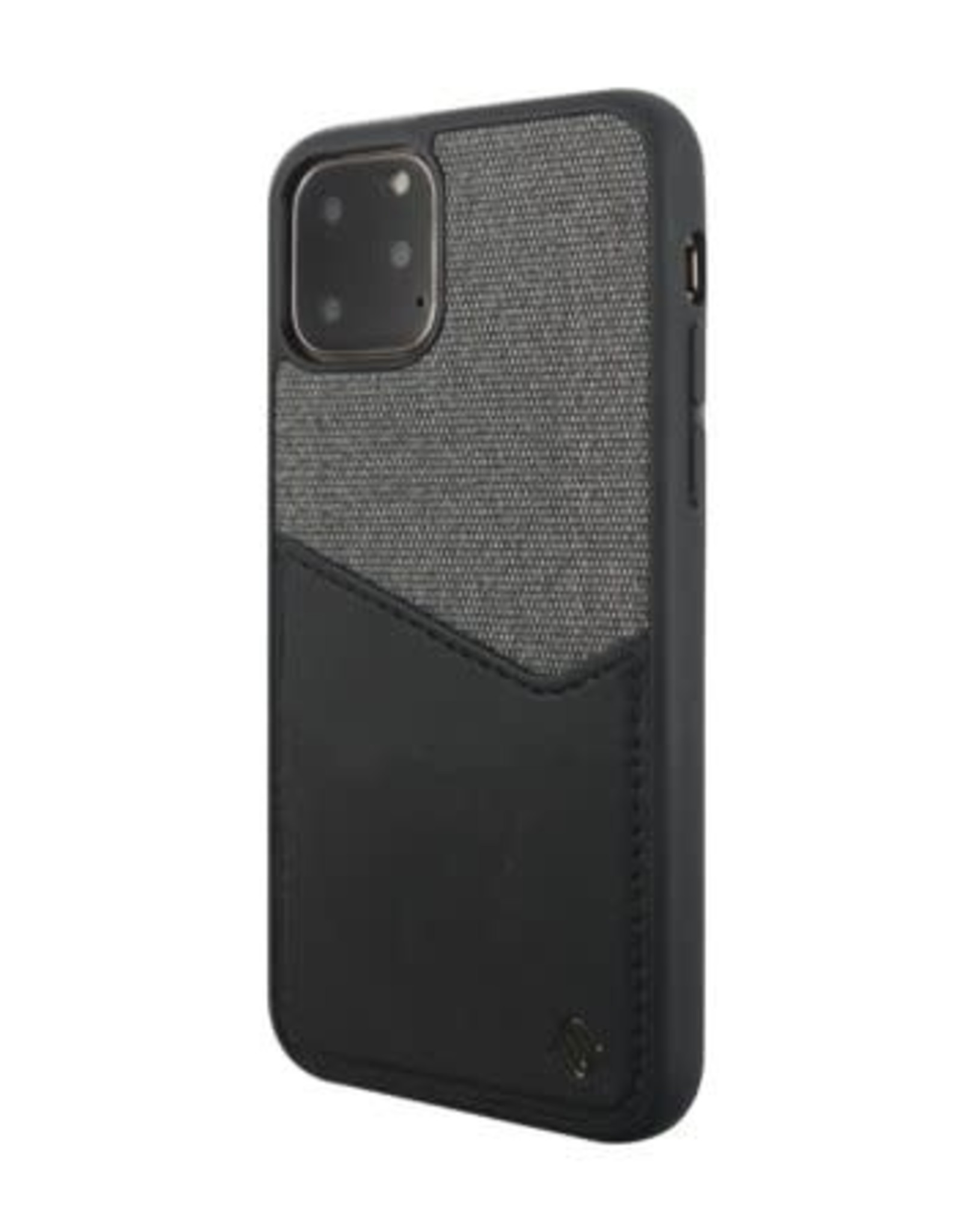 Uunique - iPhone 11 - POCKET CASE - Grey