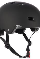 Bullet Bullet - DELUXE Helmet - Matte Black - L/XL