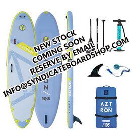 "AQUATONE AZTRON - VENUS YOGA - INFLATABLE SUP 10'8 x 34"" x 6"""