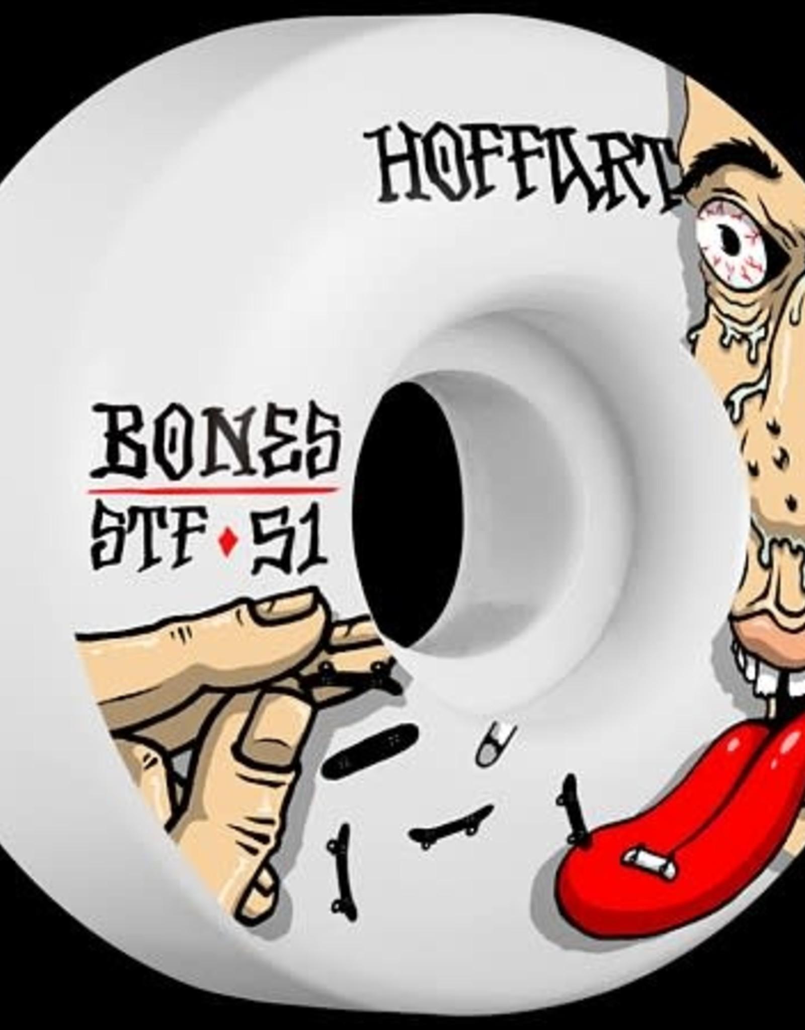 Bones BONES - STREET TECH FORMULA WHEELS - HOFFART ADDICTED 103A - 53MM