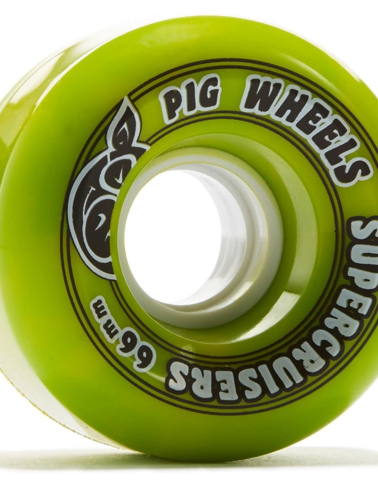 Pig Wheels - SUPERCRUISERS - 85A - 66MM