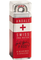 Andale - Skate Bearings - P-ROD SWISS PRO RATED