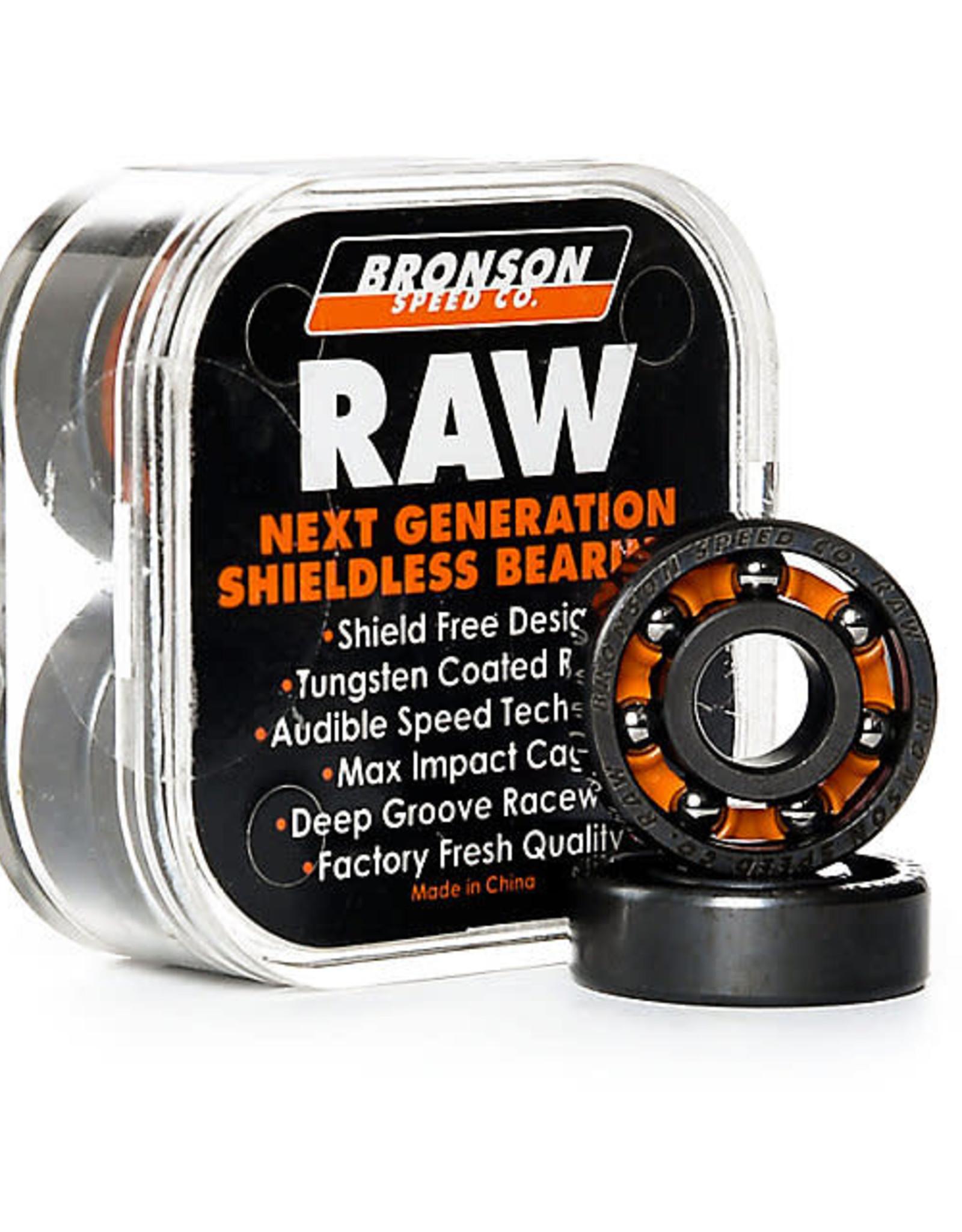 Bronson Bronson - RAW Bearings