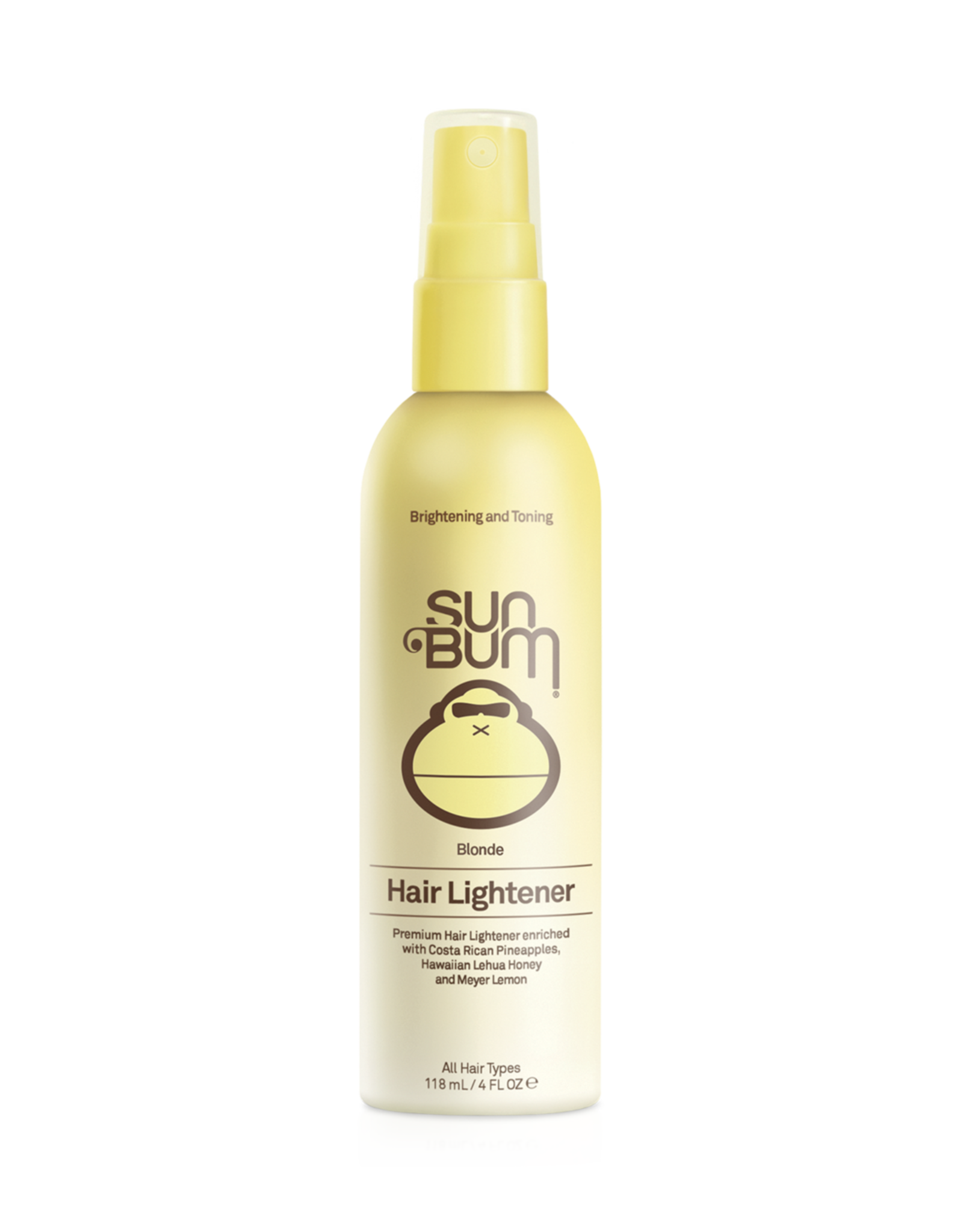 Sun Bum Sun Bum - BLONDE HAIR LIGHTENER - 118ml