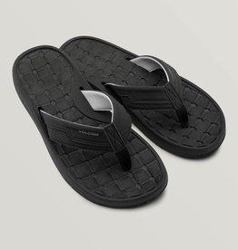 Volcom Volcom - Mens E-CLINER Sandal - Blk -