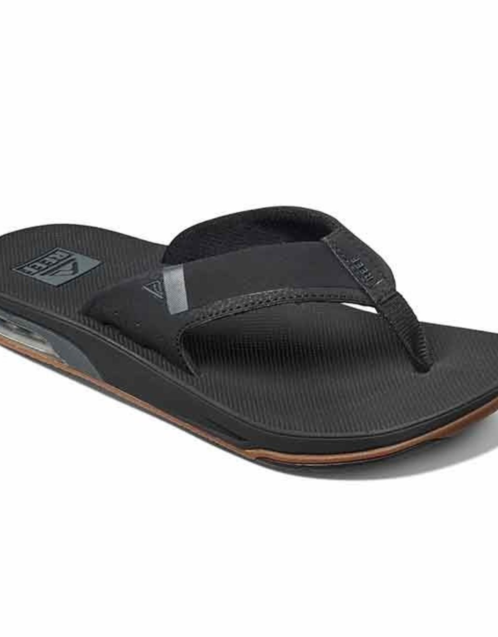 Reef REEF - Mens FANNING LOW Sandal - Blk -