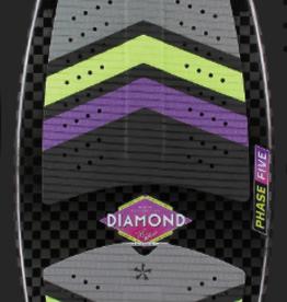 """Phase 5 Phase 5 - DIAMOND TURBO (2020) Wakesurf - 54"""""""