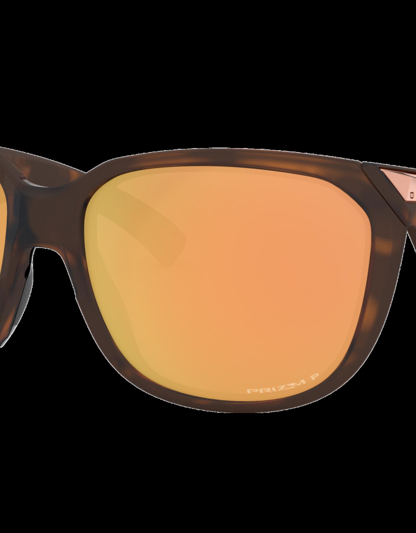Oakley Oakley - REV UP - Matte Tort w/ PRIZM POLAR Rose Gold