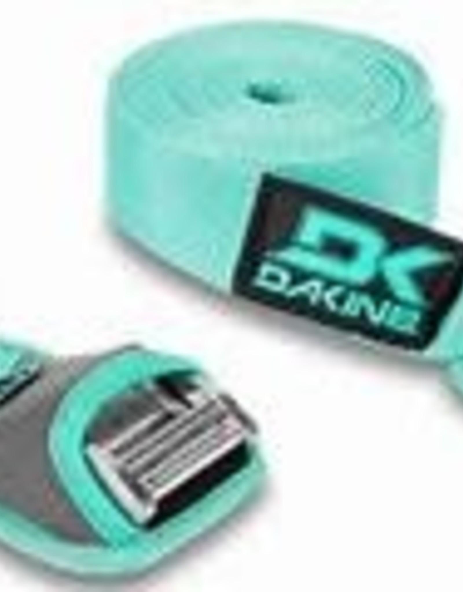 Dakine Dakine - BAJA TIE DOWN STRAPS 12' (2 pack) - Nile Blue