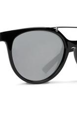 Von Zipper VZ - HITSVILLE - Black Gloss w/ Silver Chrome