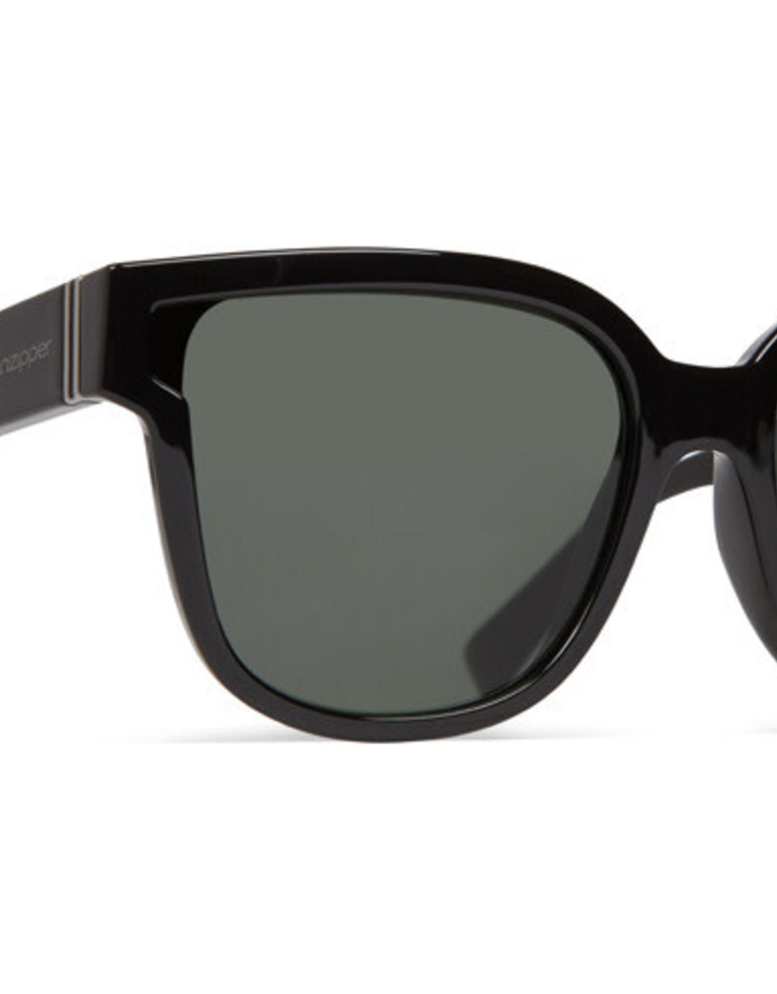 Von Zipper VZ - STRANZ - Gloss Black w/ Vintage Grey