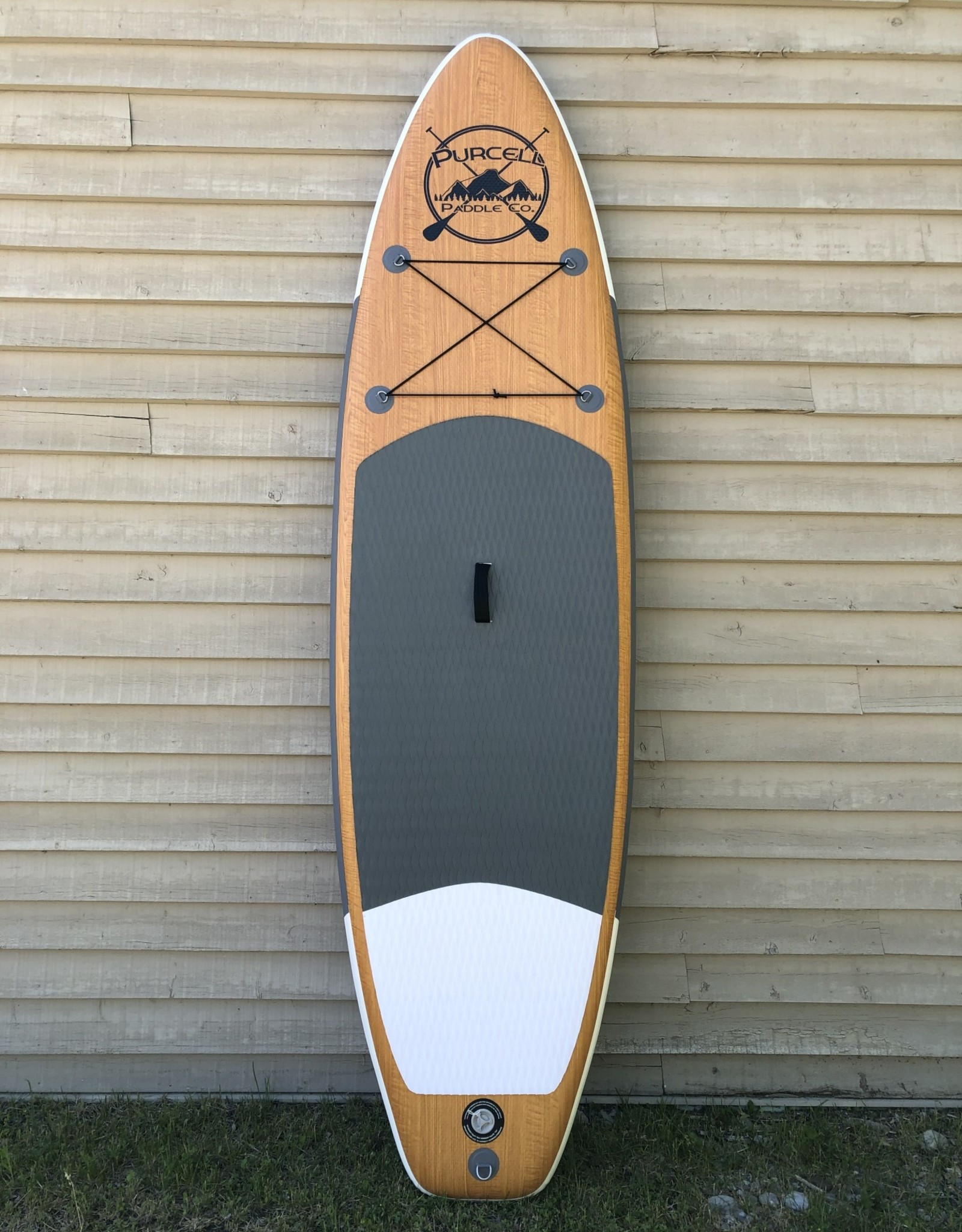 "Syndicate PURCELL PADDLE CO - All Around iSUP Pkg (Board/Pump/Bag/Paddle) - 10'6"" x 34"" x 6"""