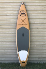 "Syndicate PURCELL PADDLE CO - Touring iSUP Pkg (Board/Pump/Bag/Paddle) - 11'6"" x 31"" x 6"""