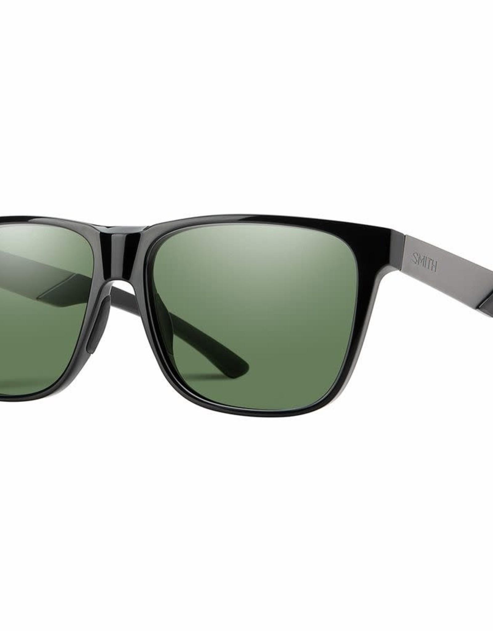 Smith Optics Smith - LOWDOWN XL Steel - Black w/ Polar Gray Green Chromapop