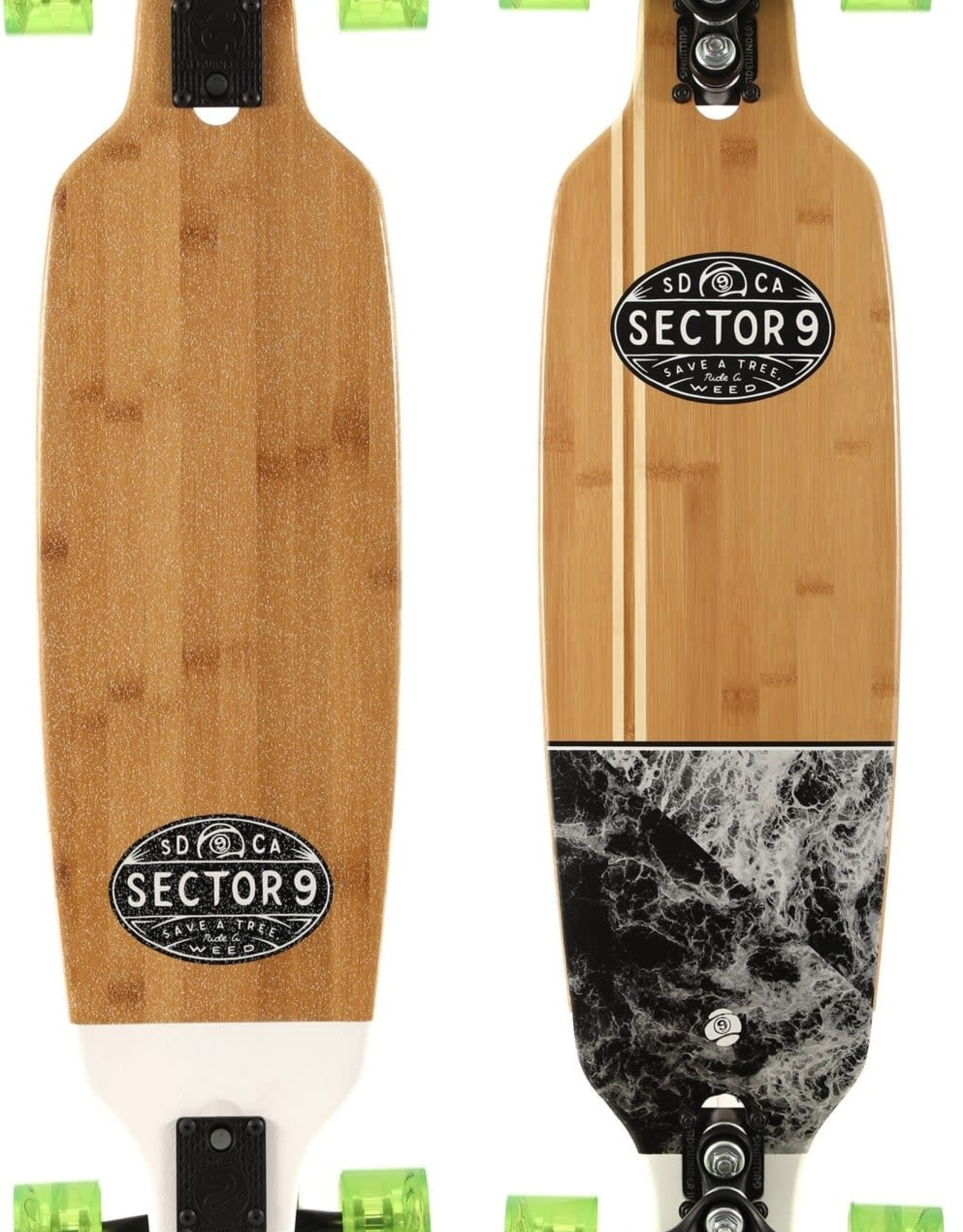 """Sector 9 Sector 9 - Monsoon Shots 33.5"""" - Complete"""