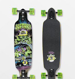 """Sector 9 Sector 9 - Dawn Of The Shred 34"""" - Complete"""