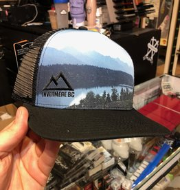 Syndicate Syndicate - 2020 Invermere HAT - Blk Brim