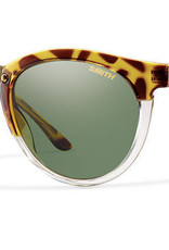 Smith Optics Smith - QUESTA - Amber Tortoise w/ POLAR Gray Green