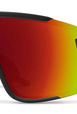 Smith Optics Smith - WILDCAT - Matte Black w/ CP Red Mirror + Clear