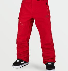 Volcom Volcom - Mens L GORE-TEX Pnt - Red -