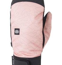 686 686 - Mens MOUNTAIN MITT - Dusty Pink -