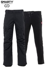 686 686 - Mens SMARTY CARGO 3-in-1 Pnt - Blk -