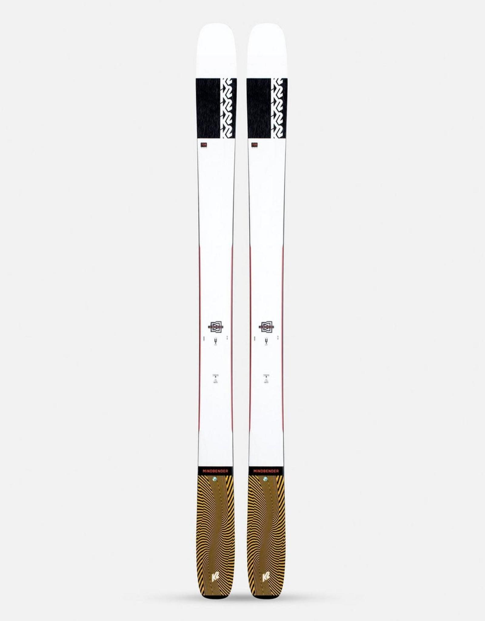K2 - MINDBENDER 108Ti (2021) - 186cm