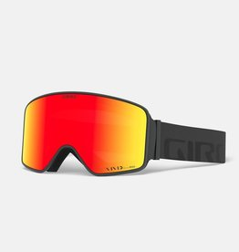 Giro - METHOD Goggle - Grey Wordmark w/ VIVID Ember + Bonus Lens
