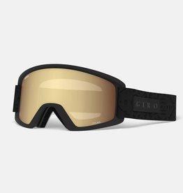 Giro - DYLAN Goggle - Black Flake w/ Amber Gold + Bonus Lens