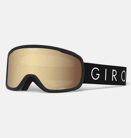 Giro - MOXIE Goggle - Black Core w/ Amber Gold + Bonus Lens