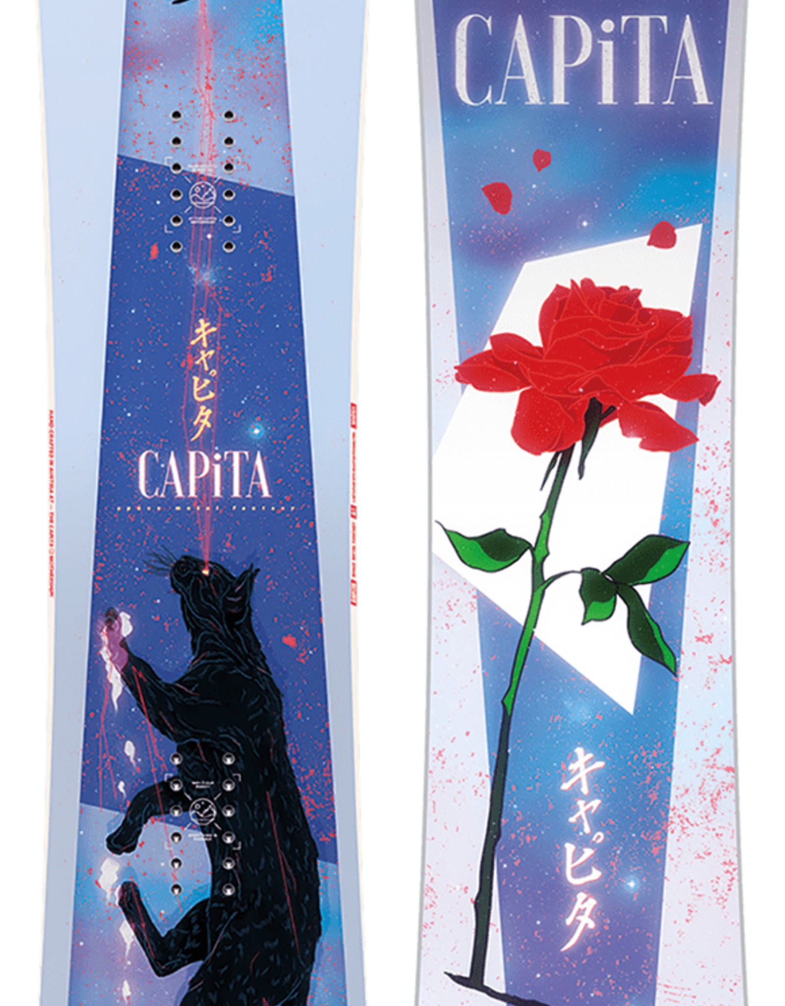 Capita - SPACE METAL FANTASY (2021) - 149cm