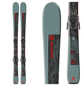 Salomon - Distance 76 (2021) w/ L-10 Bind - 160cm
