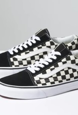 Vans Vans - OLD SKOOL (Primary Check) - Blk/Wht -