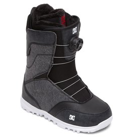 DC DC - Wmns SEARCH BOOT (2021) - Black -