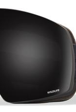 Von Zipper VZ - SATELLITE - Blackout w/ Blackout + Bonus Lens