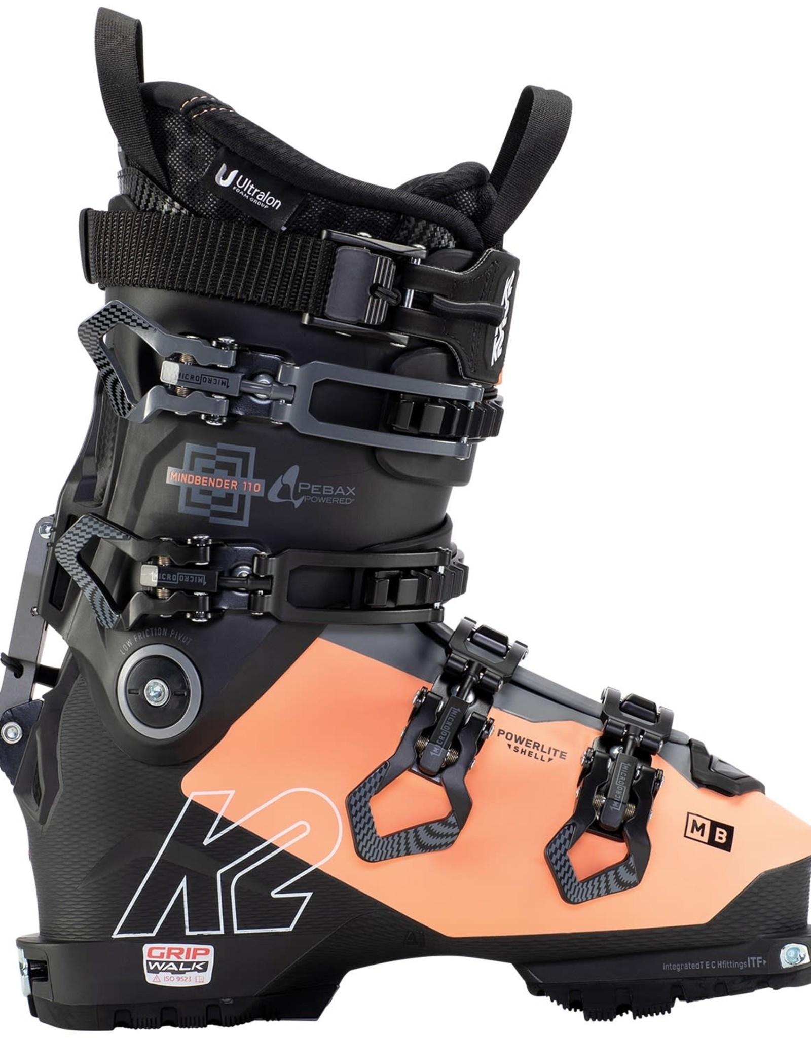K2 - Mindbender Alliance 110 - boots