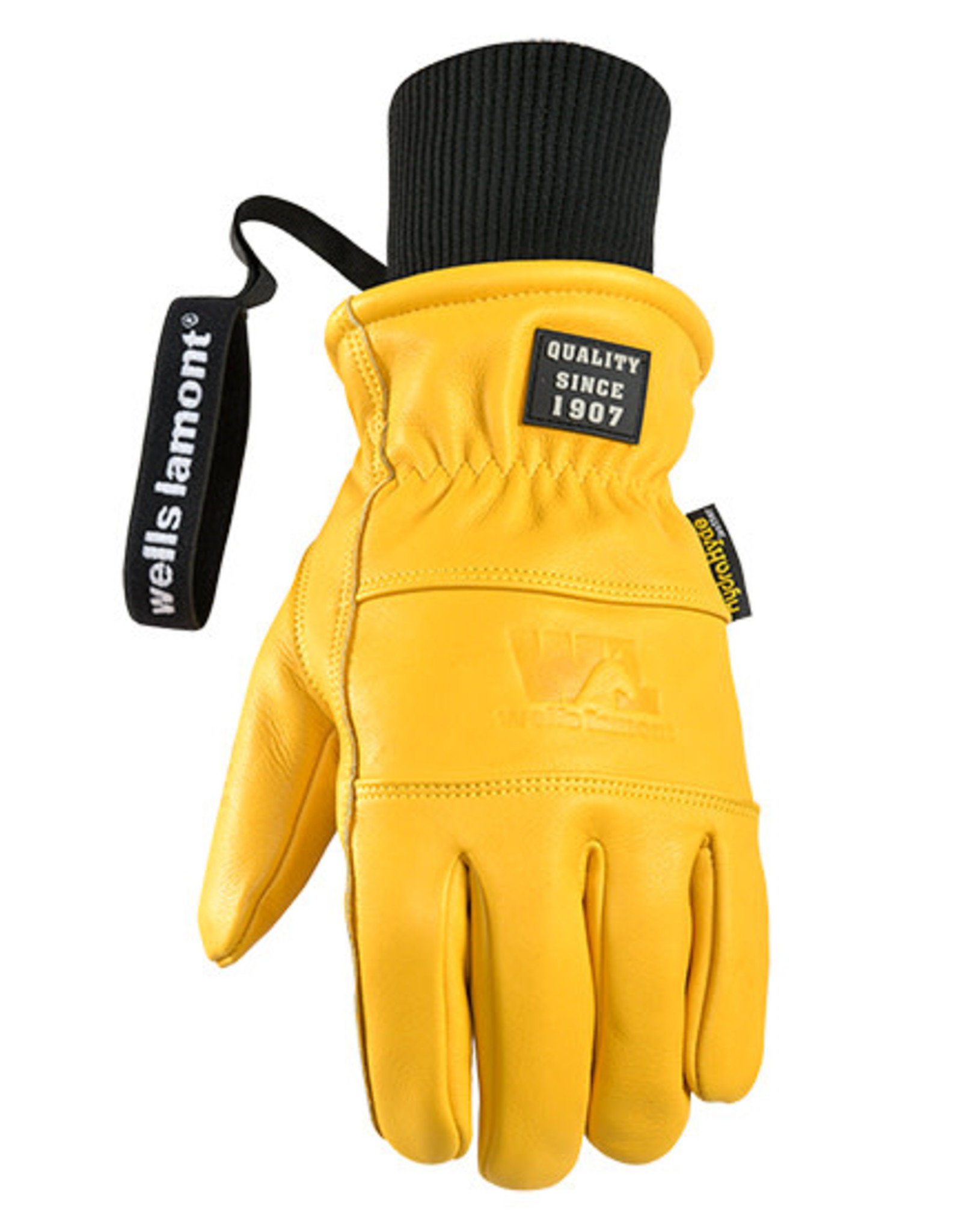 Wells Lamont WELLS LAMONT - SNOW HydraHyde® Full Leather Glove 1189 -