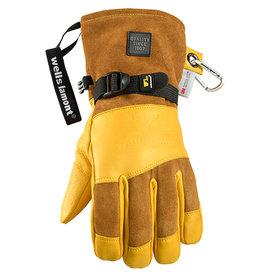 Wells Lamont WELLS LAMONT -SNOW HydraHyde® Split Leather Hybrid Glove -
