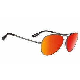 SPY Spy - WHISTLER - Gunmetal w/ Red Spectra