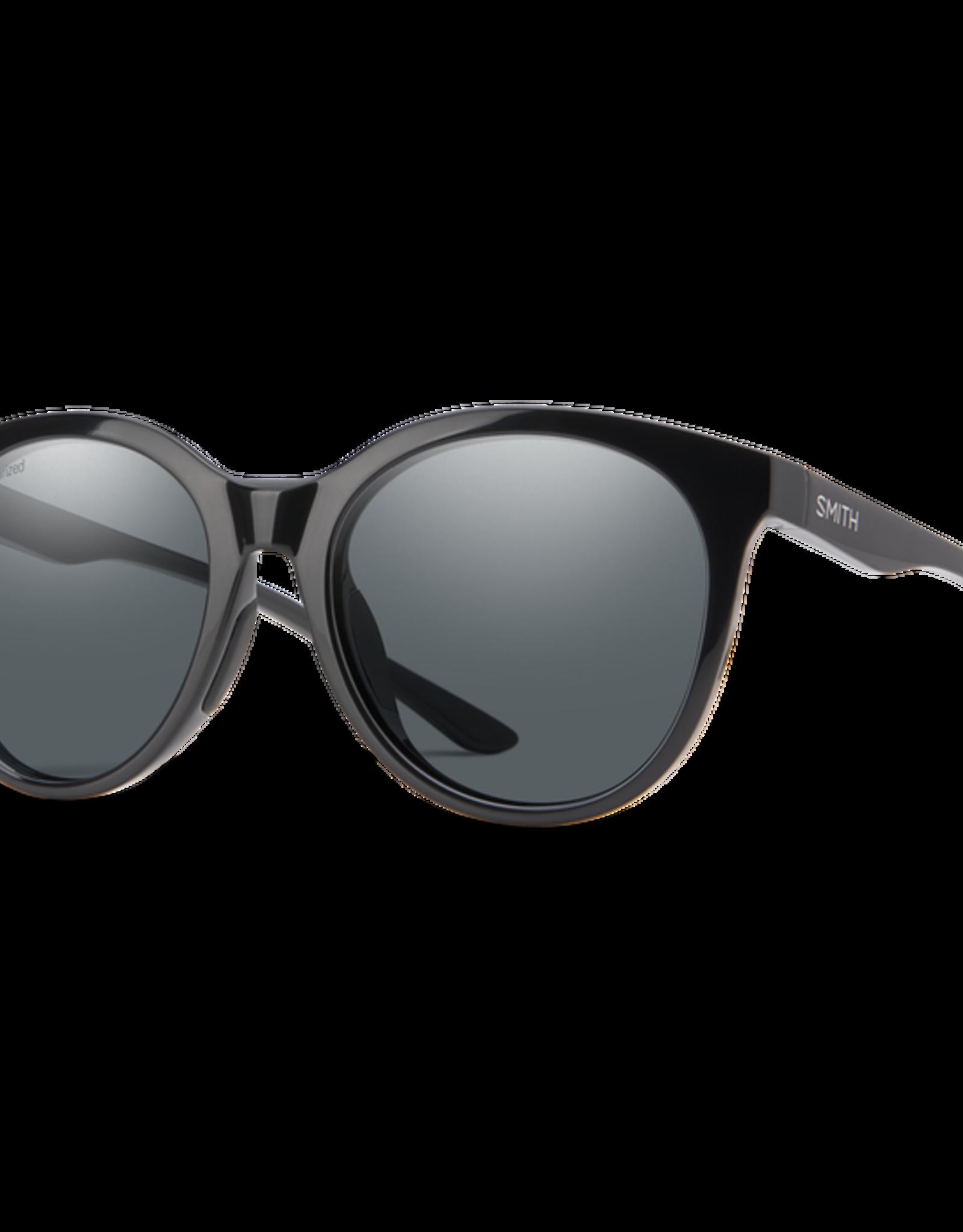Smith Optics Smith - BAYSIDE - Black w/ POLAR Gray
