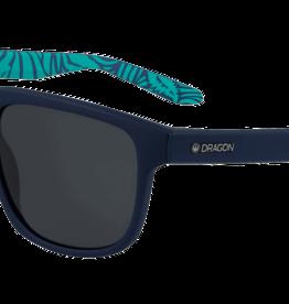 Dragon Dragon - SESH - Matte Navy Tropics w/ LL Smoke