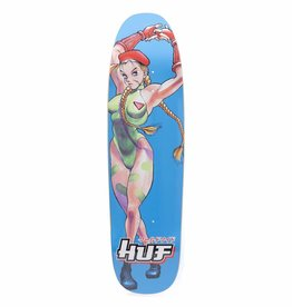 HUF x STREET FIGHTER - CAMMY CRUISER DECK