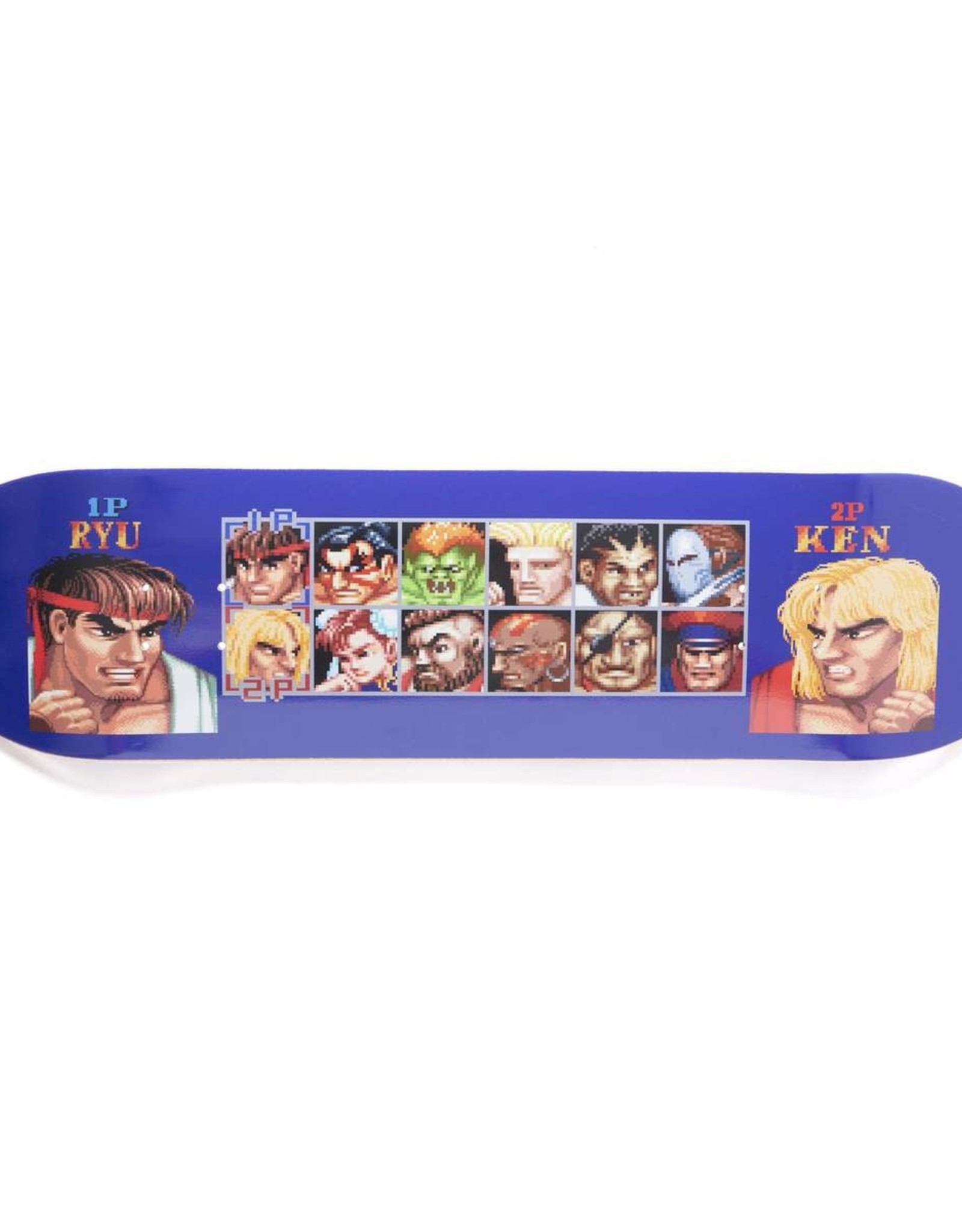 HUF x STREET FIGHTER - PLAYER SELECT DECK