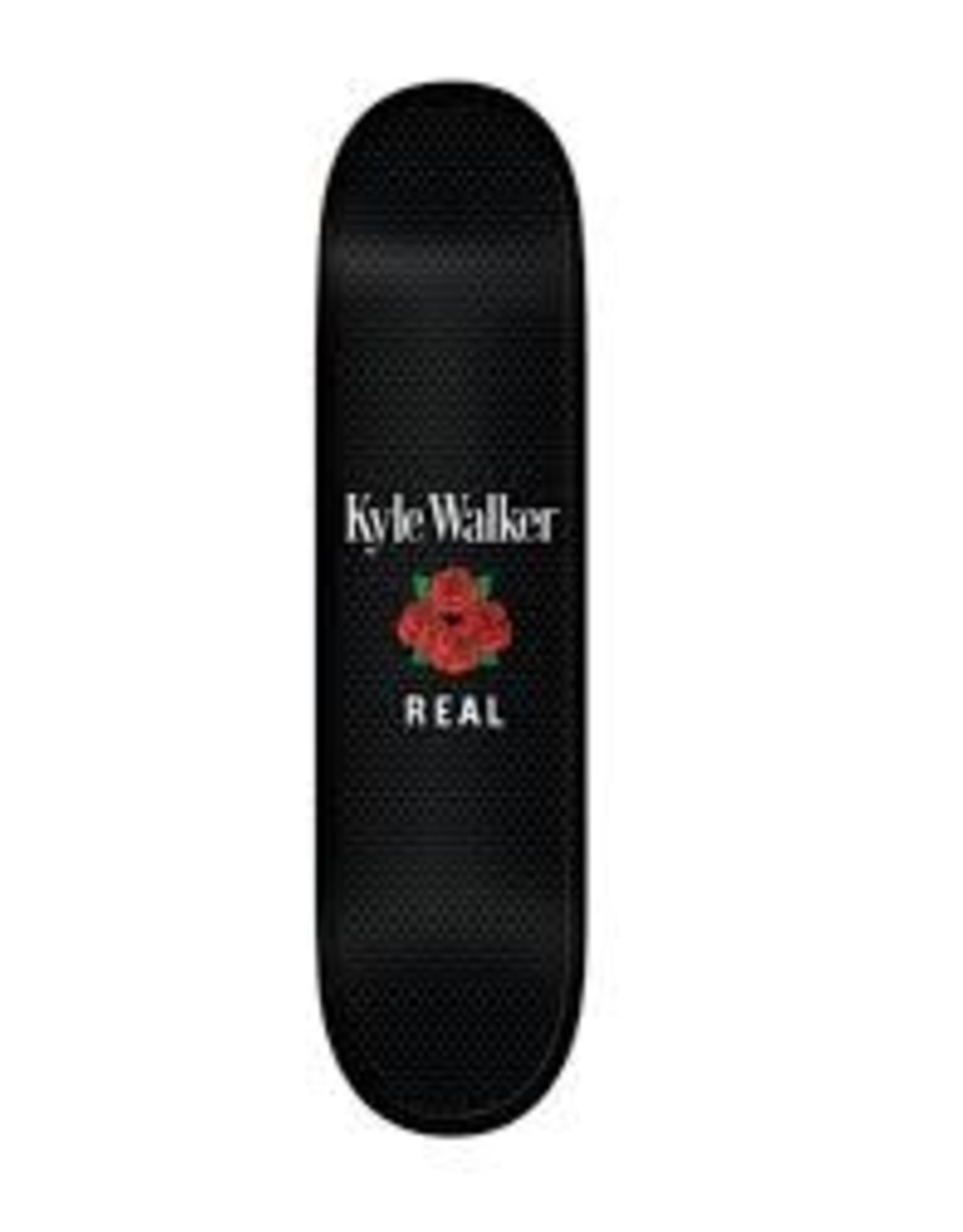 """Real - Kyle Walker Last Call DECK - 8.38"""" - Free Grip"""