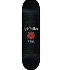 "Real - Kyle Walker Last Call DECK - 8.38"" - Free Grip"