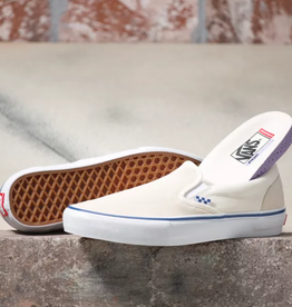 Vans Vans - SKATE SLIP-ON - Off Wht -