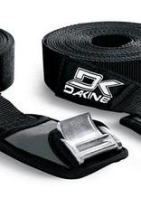 Dakine Dakine - BAJA TIE DOWN STRAPS 12' (2 pack) - Black